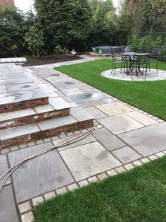 19m2 Kandla Grey Sandstone 900x600 Pack - £389.99 Inc VAT & FREE DELIVERY - Cheshire Sandstone House Extension Plans, Patio Slabs, Paving Stones, House Extensions, Free Delivery, Things To Come, Ideas, Patio Blocks, Outdoor Pavers