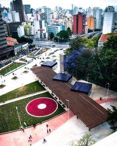 Praça Roosevelt é reinaugurada em São Paulo - Fotos - UOL Notícias
