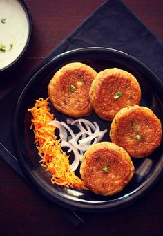 aloo tikki recipe made easy with step by step photos. potato tikki is a very popular snack all over india. in north india, aloo tikki is usually served with chole