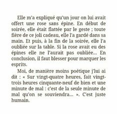 1 min de mal, c'est toujours ce que l'on retient Caption Quotes, Text Quotes, Sad Quotes, Love Quotes, New Words, Some Words, Complicated Love, Online Magazine, French Quotes