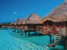 la Polinesai .. un paraiso