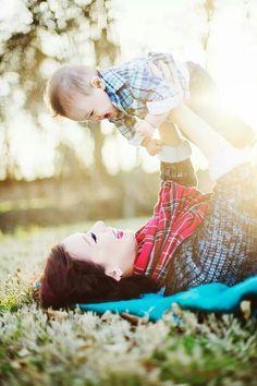 mother son photo ideas #heatherpettettphotography