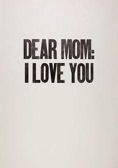 Love, Manda :}