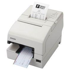 Epson TM-H6000iv Thermal Dot-Matrix Monochrome Printer USB Poweredusb (Ps-180 Not Included) C31CB25A7921