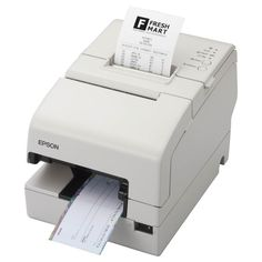 Epson TM-H6000iv Thermal Dot-Matrix Monochrome Printer USB Poweredusb (Ps-180 Not Included) C31CB25A7921