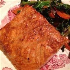Asian Salmon Allrecipes.com