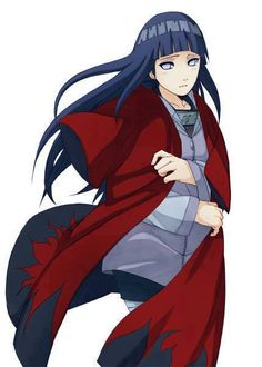 Hinata look's good. I'm not a Naruto with Hinata fan, but she does look good in that coat.