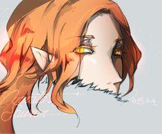 Sauron/Annatar by vampiry.deviantart.com on @DeviantArt