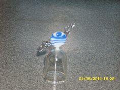 Glass thimble