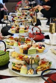 Image result for cocktails with afternoon tea