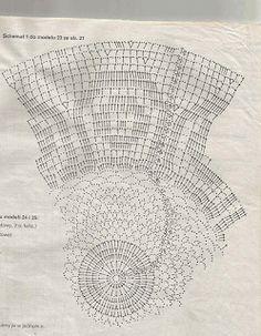 Круглая филейная скатерть крючок схема 1 Crochet Doily Patterns, Crochet Doilies, Crochet Tablecloth, Filet Crochet, Wicker, Projects To Try, Table Clothes, Farmhouse Rugs, Crochet Designs