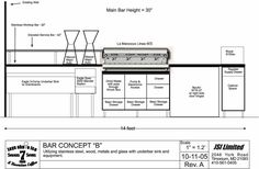 Image result for barista counter layout   Cafe   Pinterest   Barista ...