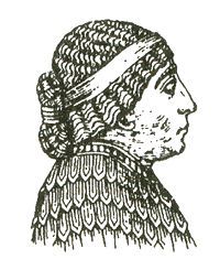Image result for sumerian headdress images