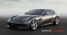 Discover the Ferrari GTC4Lusso