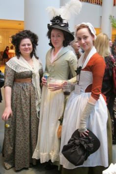 Two Nerdy History Girls: A Fashionable Birthday Party in Colonial Williamsburg
