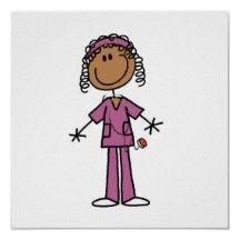 African American Nurse Posters