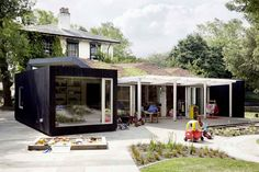 Montpelier Community Nursery by AY Architects   Yellowtrace