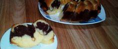 Recept Mramorová bábovka Kefir, Pancakes, Cheesecake, Pie, Pudding, Breakfast, Food, Recipes, Pinkie Pie