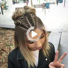 75 Fajne i słodkie fryzury dla dziewczyn na niesamowite dziewczyny tam są zawsze szuka najgorętszych #slodkiefryzury