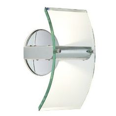 Access Lighting 50511-CH/8CL Phoebe Sconce, Chrome