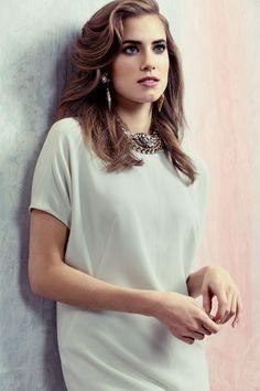 Allison Williams - Doug Inglish Photoshoot for InStyle Magazine - February 2014 - CelebMafia