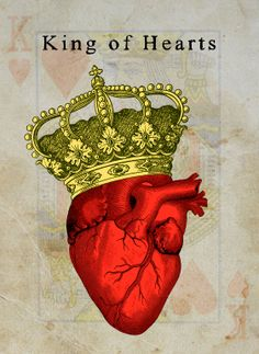 """""""King of Hearts"""" by Henri Banks."""