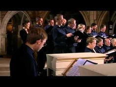 ♥ beautiful 30-minute Christmas program of sacred choral music from St Augustine's church in Kilburn, England