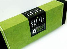 Salate - The Dieline -