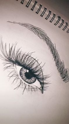 Charity ( has created a short video on TikTok with music Sunday Best by Surfaces. How to draw an easy pen eye Art Drawings Sketches Simple, Pencil Art Drawings, Realistic Drawings, Easy Drawings, Amazing Drawings, Eye Pencil Drawing, Pencil Sketching, Realistic Eye, Kawaii Drawings