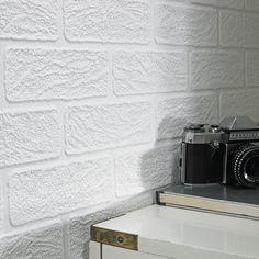 Wallpaper Inn Store - Paintable Brick, R579,95 (http://shop.wallpaperinn.co.za/paintable-brick/)