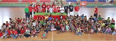 Leones SD donan útiles escolares a niños de San Carlos
