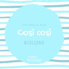 Polish Language, Italia