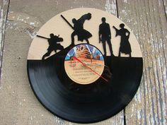 Repurposed recycled Vinyl Record   Star Wars Vinyl by ReSpinIt, $45.00