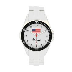 =>>Cheap          Men's watches with custom name and American flag           Men's watches with custom name and American flag This site is will advise you where to buyDeals          Men's watches with custom name and American flag please follow the link to see fully reviews...Cleck Hot Deals >>> http://www.zazzle.com/mens_watches_with_custom_name_and_american_flag-256904448842931855?rf=238627982471231924&zbar=1&tc=terrest