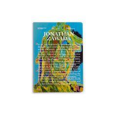 Jonathan Zawada  GASBOOK pop 01