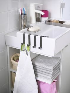 Atypical Organization Brought To You By LillÅngen Bathroom Accessories