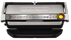 Buy this T-fal GC722D53 1800W OptiGrill XL Stainless Steel Large Indoor Electric Grill with deep discounted price online today.