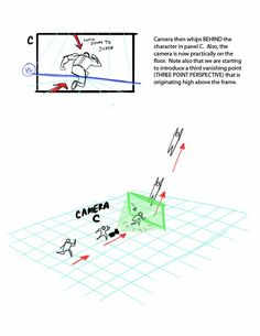 """See Part 1 here .   Continuing with my case study of the shot compositions from Pixar's film """"The Incredibles"""".All images used here are ©..."""