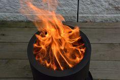 Furniture Round Burning Smokeless Fireplace With Black Round Design Fireplace Like Smokeless Wood Pellet Fire Pit Smokeless Fireplace Reviews