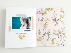 Hello everyone, I'm so happy to share this project today with the new collection, Gather, by Maggie Holmes—I fell madly in love. It's a lovely pastel collection with a soft and romantic feel! All the beautiful papers made me want...