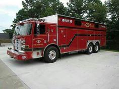 ◆North Charleston, ?? FD Rescue 207 ~ Pierce Heavy Rescue Squad◆