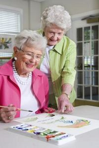How to Find Good Arts and Crafts Ideas for Seniors thumbnail