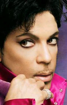 Prince - Love those eyes!