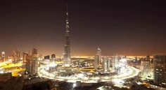 Amazing Timelapse Video of Dubai. A must see city check out the video on our blog it's really interesting :)