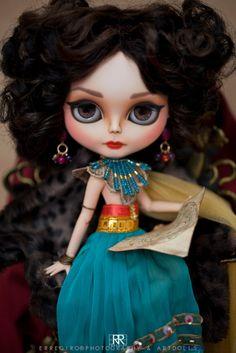 Blythe doll custom works   erregiro