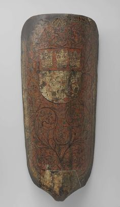Two shields, Anonymous, 1400 - 1500