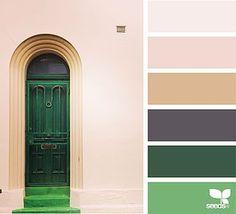flora palette | design seeds | Bloglovin'