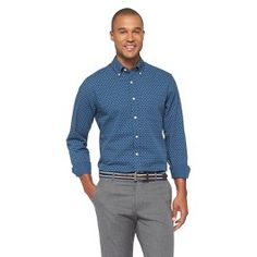 Merona Men's Button Down Shirt. Get superb discounts up to 50% Off at Target with Coupons and Promo Codes.