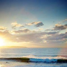Cronulla Beach - Sydney - Australia Ocean Beach, Ocean Waves, Sydney Beaches, Sydney Australia, Amazing Places, Waterfalls, Seaside, The Good Place, Surfing