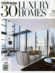 30 luxury homes magazine - Home Design Magazine